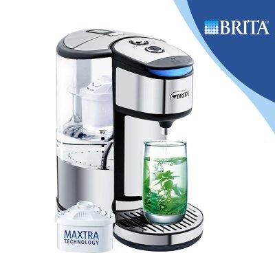 预售: BRITA 碧然德 FB2020B1 电热过滤净水壶 1.8L(3滤芯)