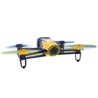 0 四轴航拍飞行器 遥控飞机 官方标配 黄色