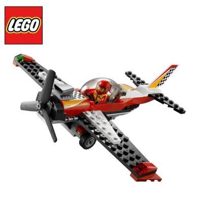 乐高lego/正品 城市系列 特技飞机早教益智拼插积玩具