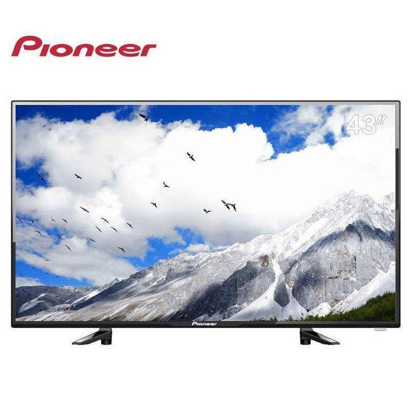 先锋(Pioneer) LED-43B550 43英寸 全高清 蓝光 液晶电视