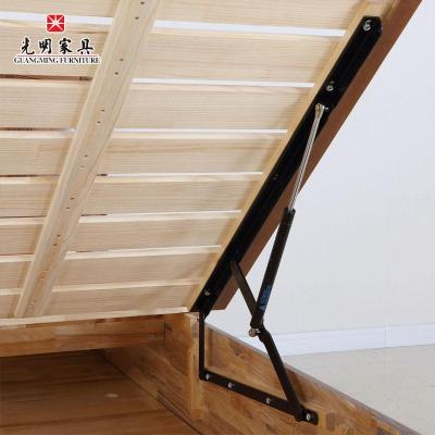 卧室全实木床1