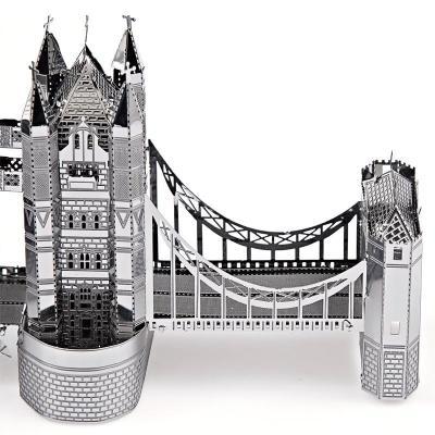 伦敦塔桥(银色)