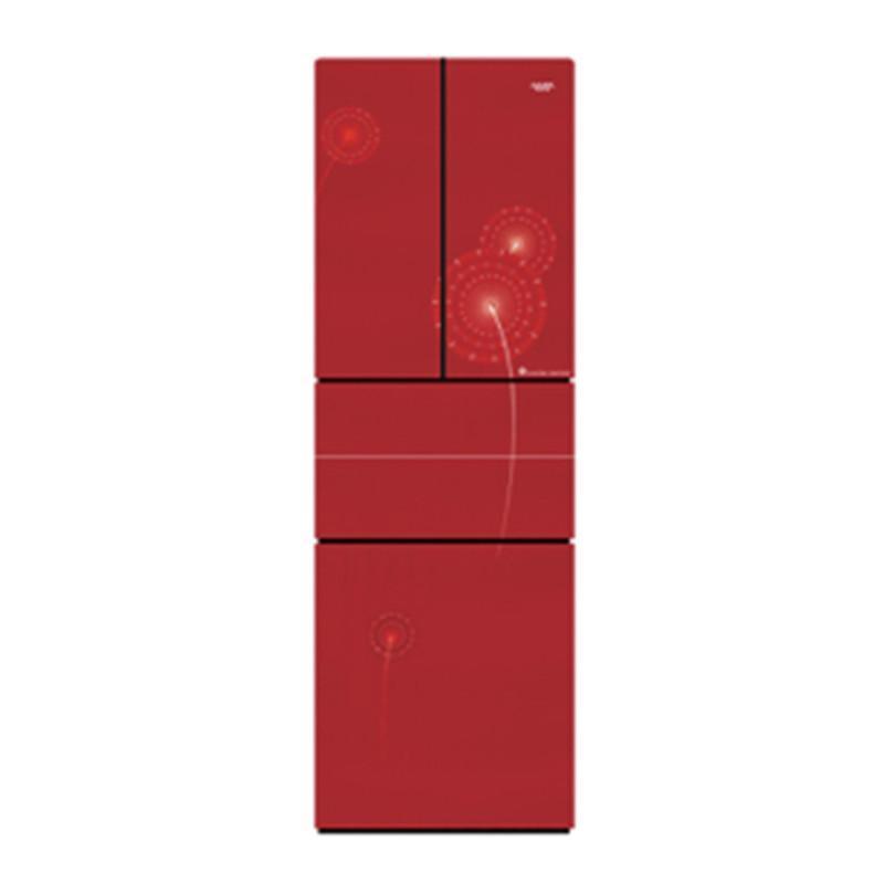 澳柯玛冰箱BCD-230MYG英絮红