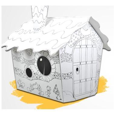 手绘游戏屋---美味蛋糕屋