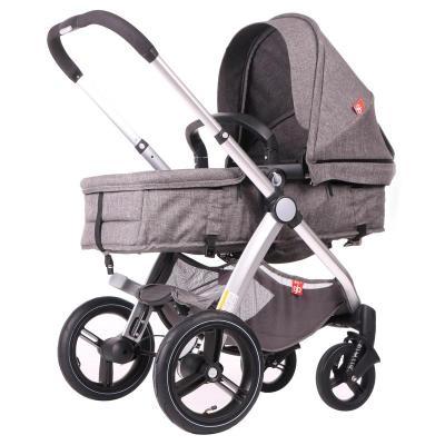 好孩子goodbaby欧式宽舒休闲婴儿车婴儿推车睡篮座椅一体c990-m3 31gg