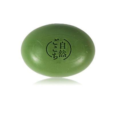牛牌牛乳石碱素材心洁面皂(抹茶)80g