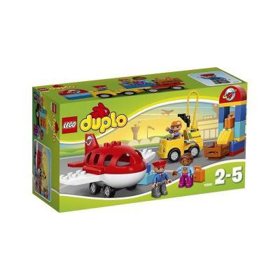 lego/乐高 积木玩具得宝duplo繁忙的机场