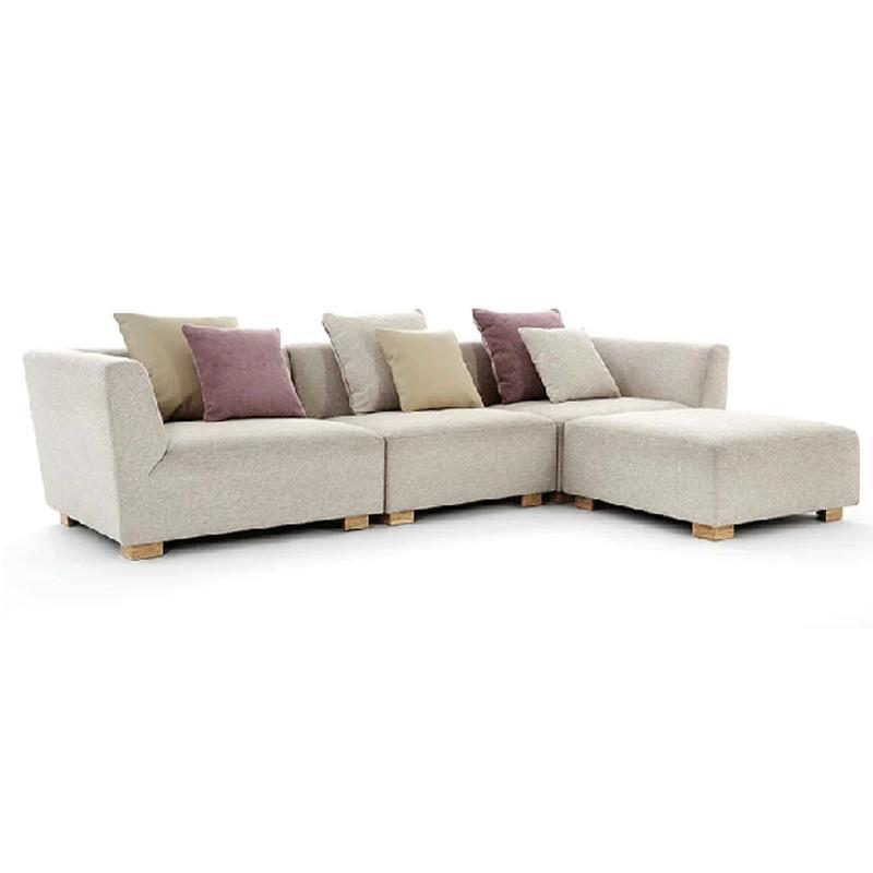 大客廳布藝沙發