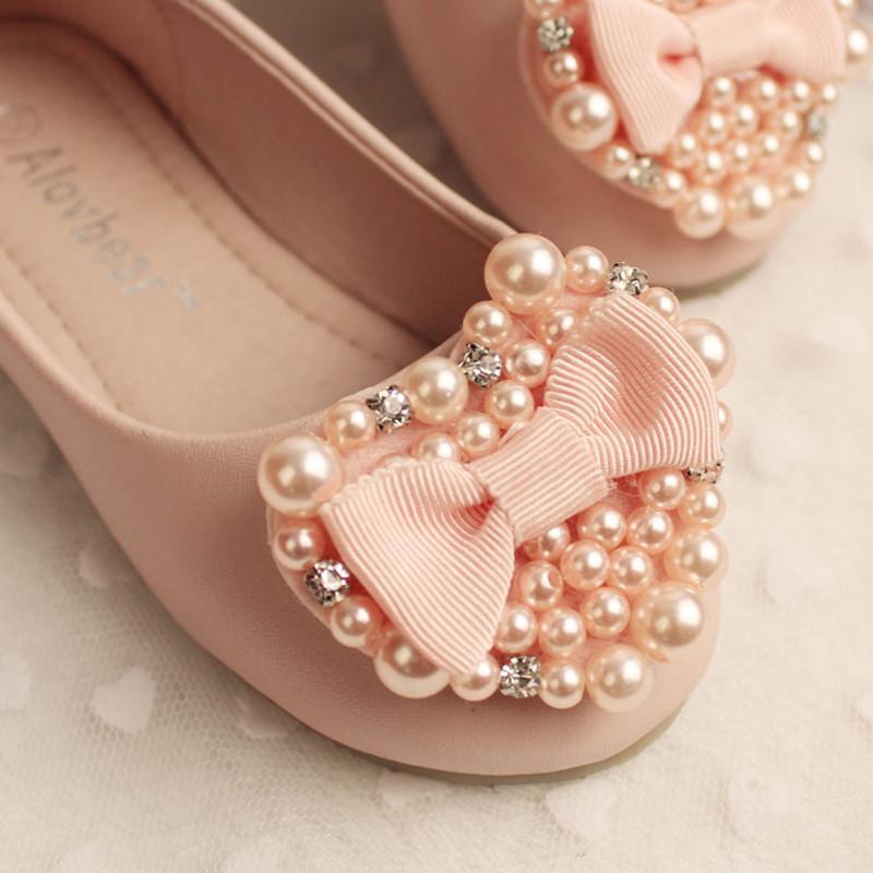2015新款韩版可爱公主童鞋