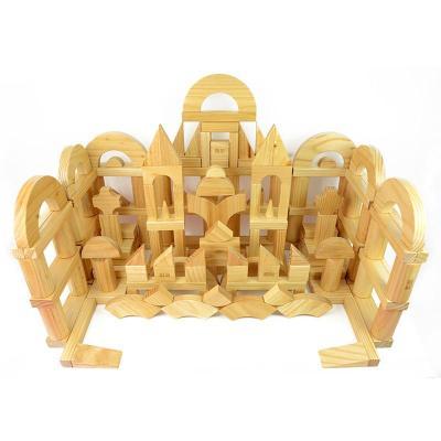 熊孩子 儿童益智积木木制-3-6周岁宝宝智力早教幼儿益智玩具大班