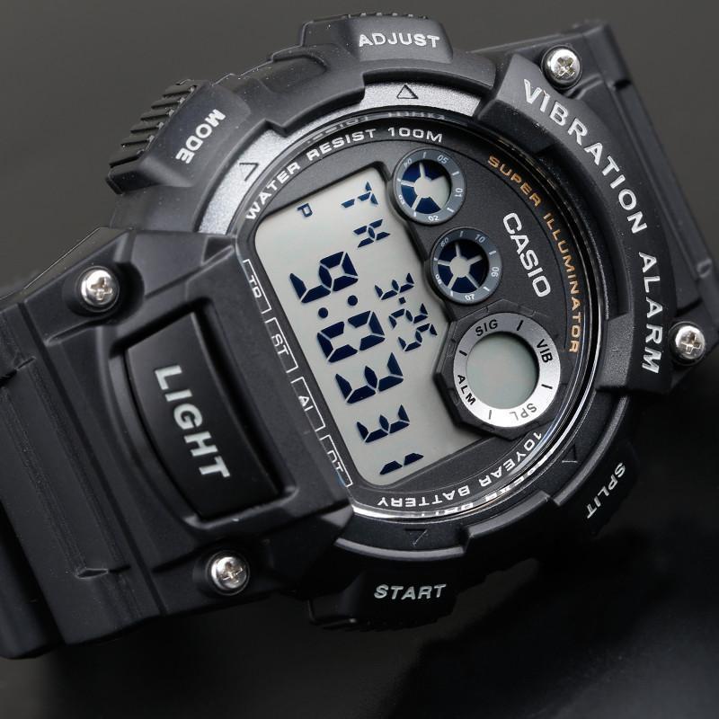 【卡西欧(casio)手表】卡西欧(casio)手表橡胶表带能