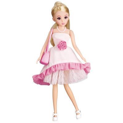 过家家玩具 手工彩泥 画笔画架 乐吉儿(lelia) 乐吉儿芭比娃娃 女孩