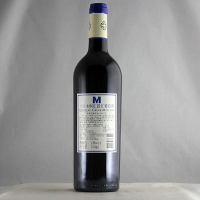 十字木桐古堡干红葡萄酒2012年