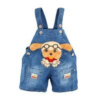 0-2岁外贸夏季男童女童裤婴儿童装宝宝小童 软
