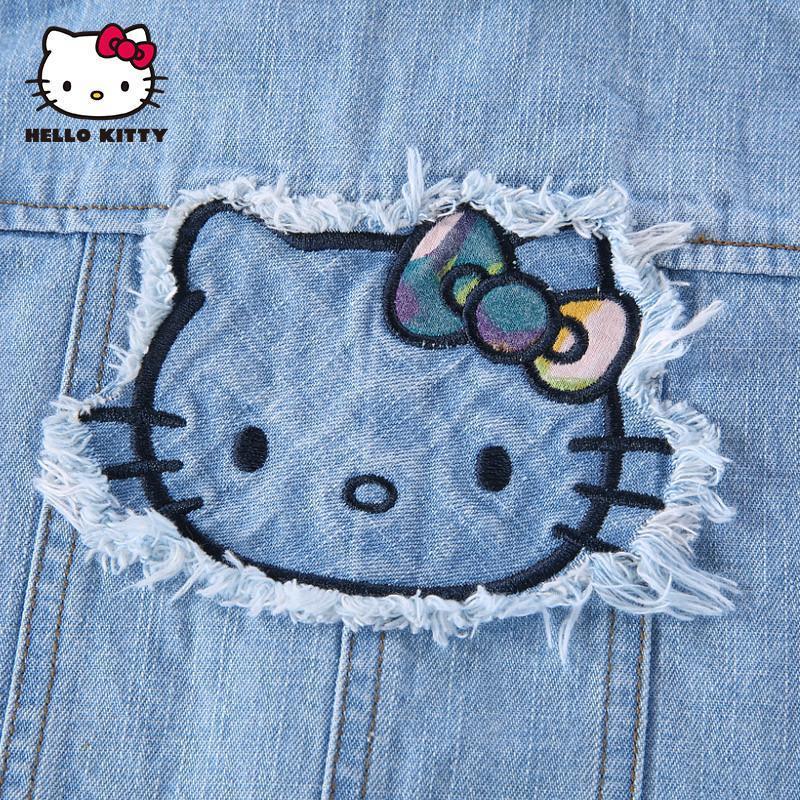 kitty猫壁纸蓝色