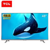 TCL電視 D48A620U 48英寸 超高清4K 觀影王 LED液晶電視