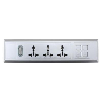 网络电话插座怎么接线