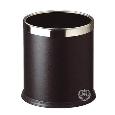 南方圆形单层房间桶椭圆单层垃圾桶酒店客房桶垃圾桶创意垃圾筒家用无