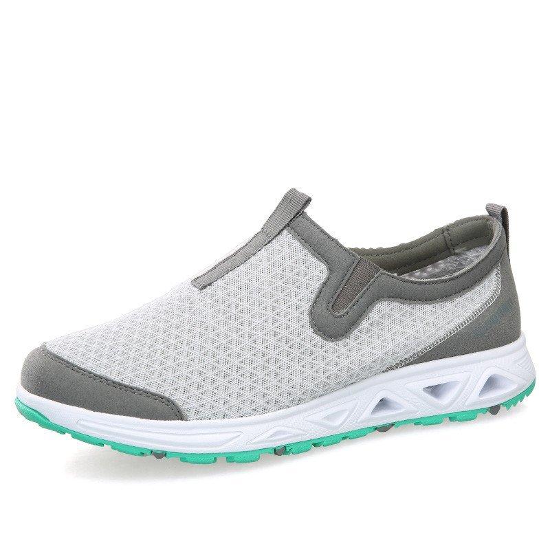 乔丹运动鞋男鞋跑步鞋2015夏季新款懒人鞋舒适透气轻便 xm2550903 鲜