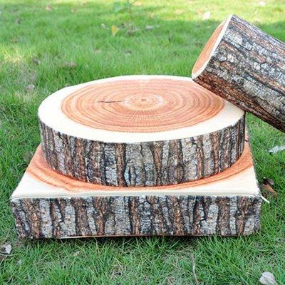 坐垫 方形木块