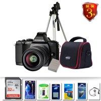 奥林巴斯(OLYMPUS) E-M5 微单相机 (12-50mm) EM5 套餐版