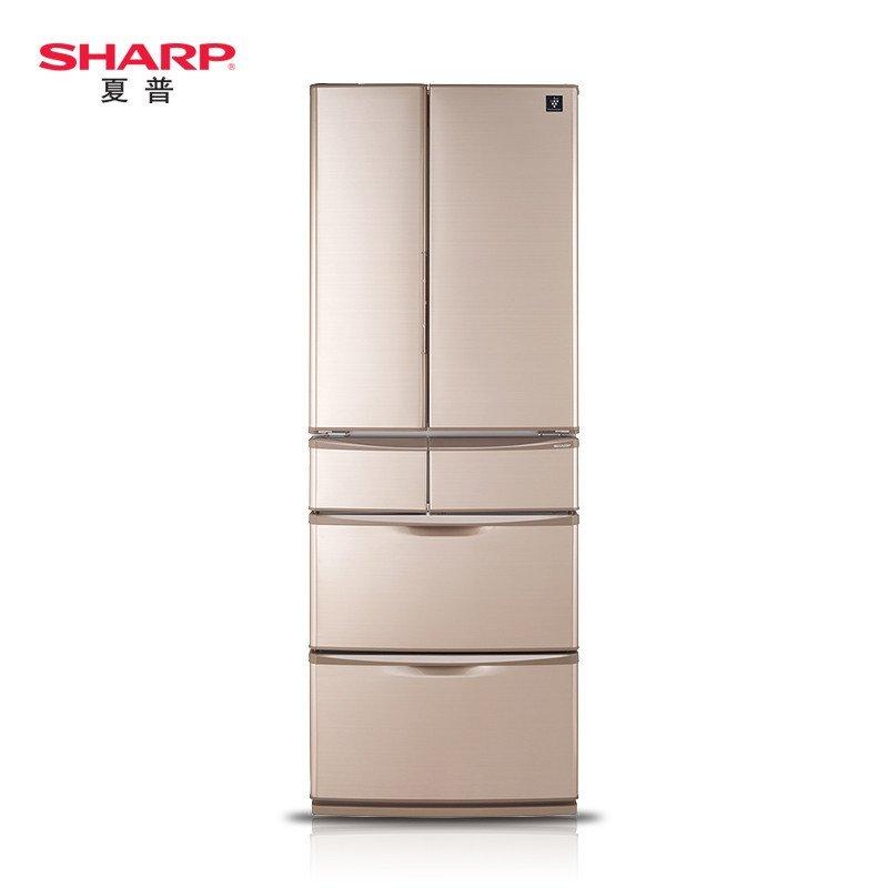 夏普冰箱SJ-XF47A-T(BCD-366WYXP-T)
