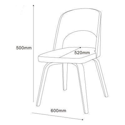 家具 简笔画 手绘 线稿 椅 椅子 400_400