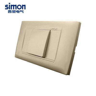 】西蒙118型开关插座面板