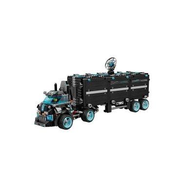 lego乐高积木玩具 超级特工agents 任务总指挥部卡车 l70165