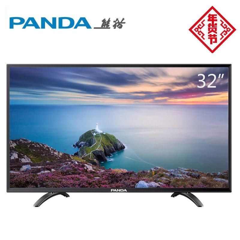熊猫(PANDA)LE32D53S 32英寸网络智能LED液晶平板电视