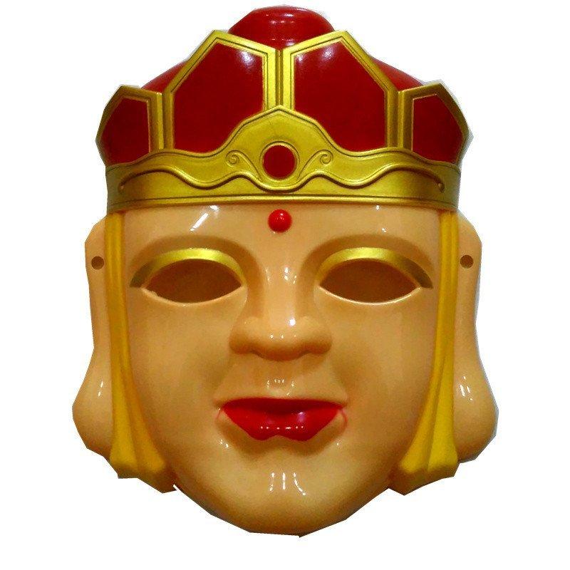 孙悟空齐天大圣帽子紫金冠猴年孩子喜欢的帽子猪八戒面具孙悟空面具唐