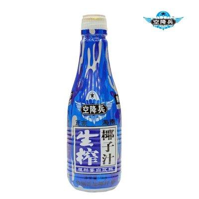 空降兵 生榨椰子汁植物蛋白饮料1L/瓶