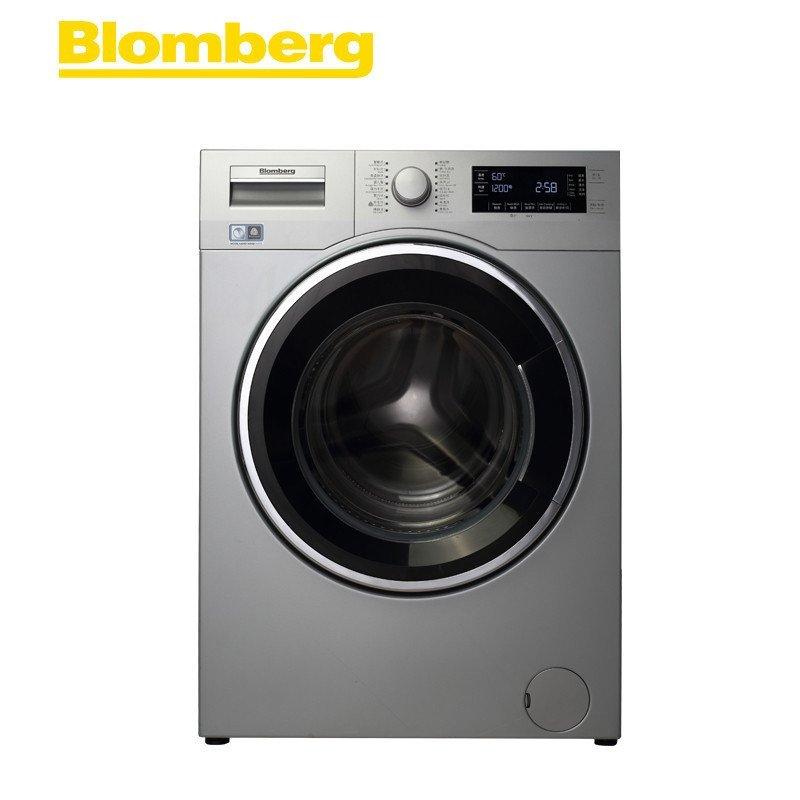 博伦博格/Blomberg WNF10322BS 10公斤原装进口蒸汽DD变频滚筒洗衣机
