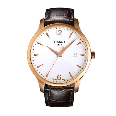 (TISSOT)天梭手表 俊雅系列石英男士手表