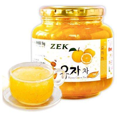 ZEK 蜂蜜柚子茶 1kg