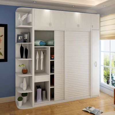 卧室家具 定制衣柜