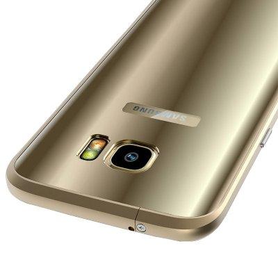 三星s7 edge手机壳金属边框后盖g9350保护套s7