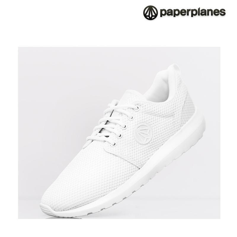 [paperplanes 韩国纸飞机]100%韩国正品pp1404 男女情侣气垫运动鞋 _w