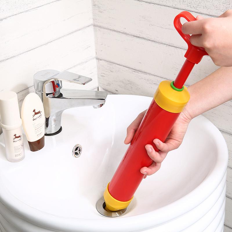 厕所疏通皮吸 马桶下水道厕所真空管道疏通器 马桶搋子马桶塞通便器