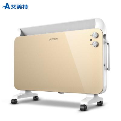 艾美特浴室防水欧式快热炉省电家用电暖气节能电暖器