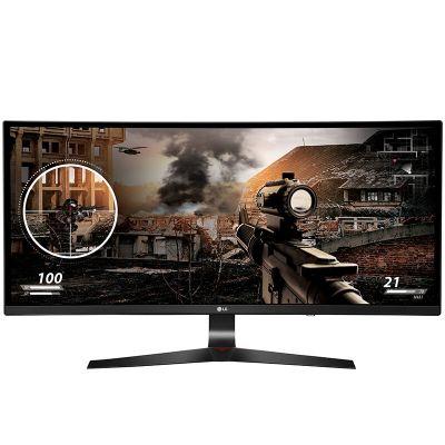 苏宁特价 34寸IPS电竞显示器:LG 34UC79G-B 144Hz刷新/1ms响应/21:9超宽曲!