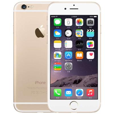 Apple iPhone6 金色 移动联通电信4G手机 32GB