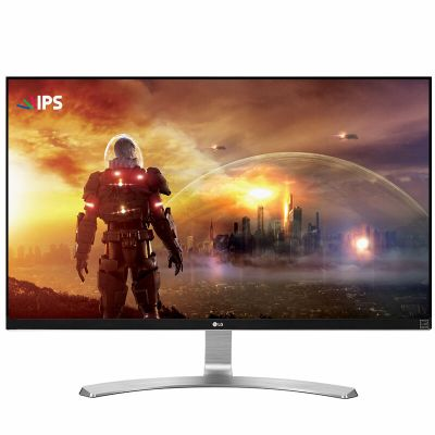 LG 27UD68-W 27英寸4K (IPS硬屏)
