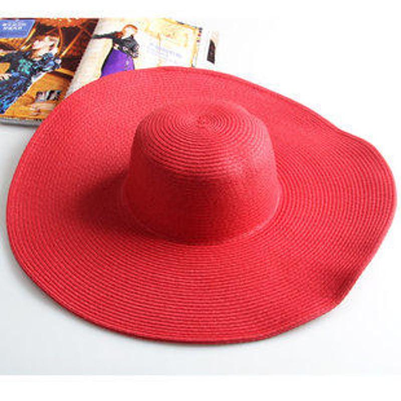 草帽女士夏天韩版电源太阳帽大沿帽韩国遮阳帽图纸配电柜双帽子图片