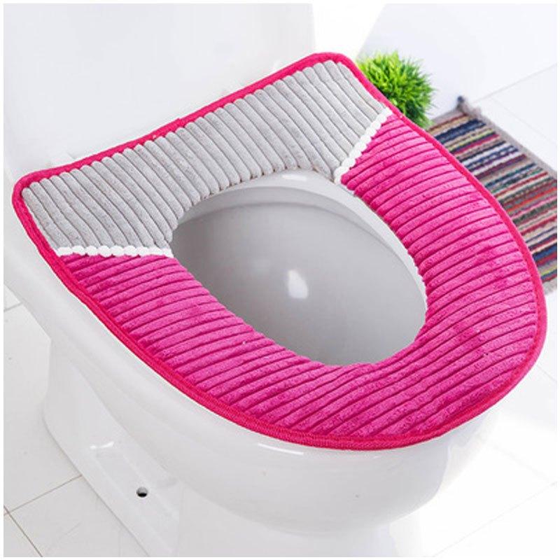 【送洁厕宝】时尚简约外套式马桶垫子卫生间通用马桶坐垫马桶圈坐便套