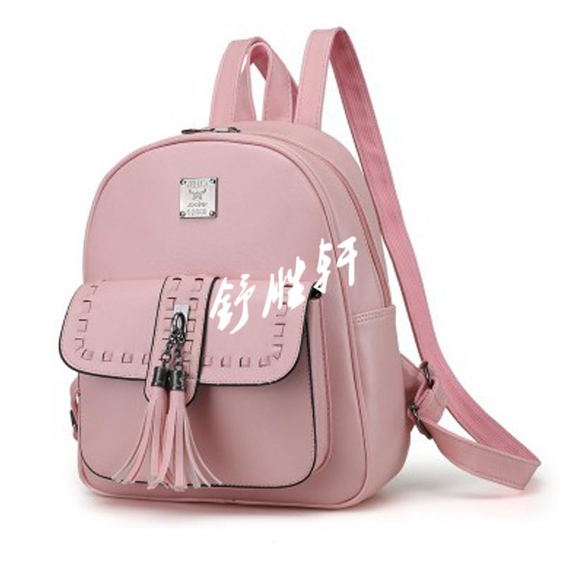 儿童韩版潮迷你小背包公主小孩女童可爱皮双肩包女孩时尚休闲包包1498