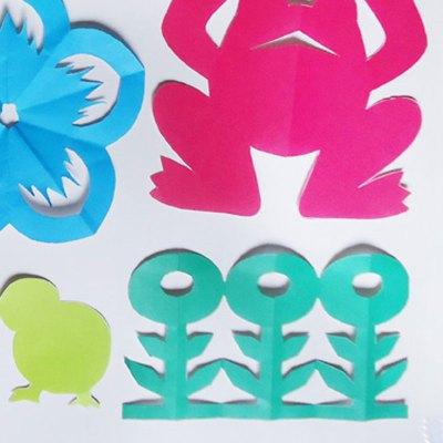 儿童剪纸手工折纸书制作窗花幼儿园剪纸书宝宝益智早教玩具s剪刀当季