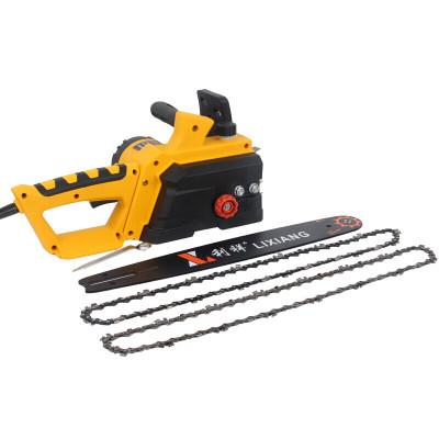 电木工家用多功电锯链条窗帘伐木锯电锯锯遮阳锯电动工具_1链锯款自动伐木家用图片