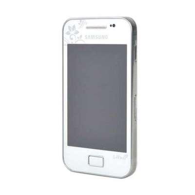 限时免费,快来抢购 三星手机s5830i 纯白 印花版 手机 苏宁高清图片