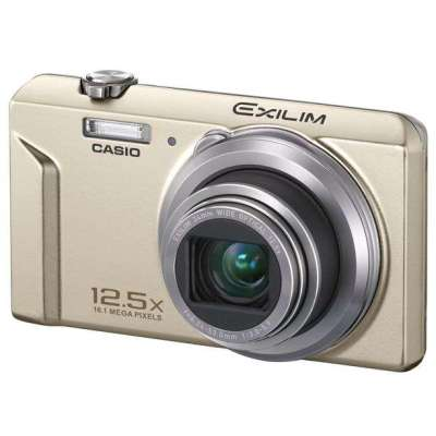 CASIO 卡西欧 EX-ZS150 数码相机(12.5x光变、24mm广角)